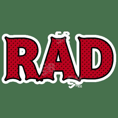 詳細 RADロゴ