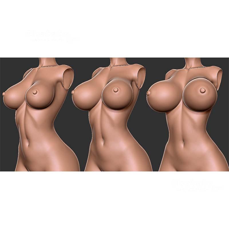 ブログ11 RAD バストサイズ 3D